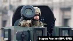 Украински војник. Архивска фотографија.