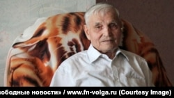 """Putin is an enemy of the people,"" says 85-year-old pensioner Nikolai Suvorov. ""There are 17 points in my complaint."""