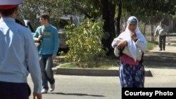 Женщины из Узбекистана были задержаны в ходе оперативно-профилактического мероприятия «Попрошайка».
