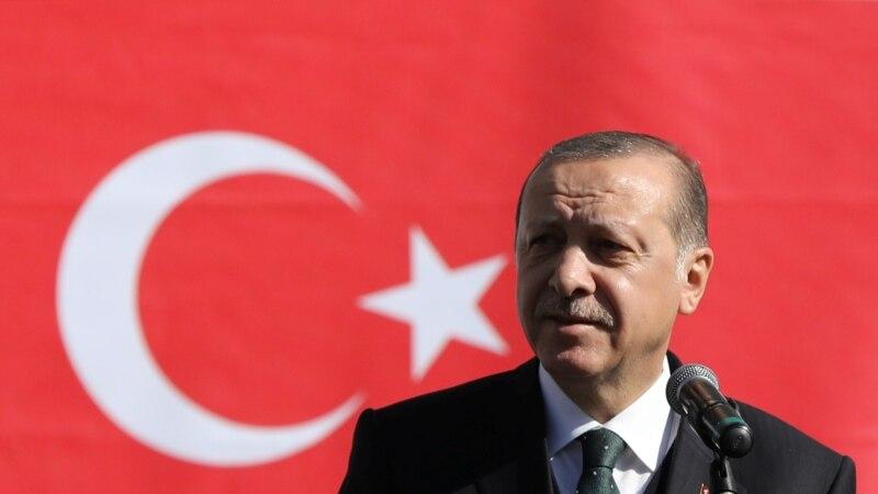 Ердоган   САД кријат сомнително лице во Конзулатот во Истанбул