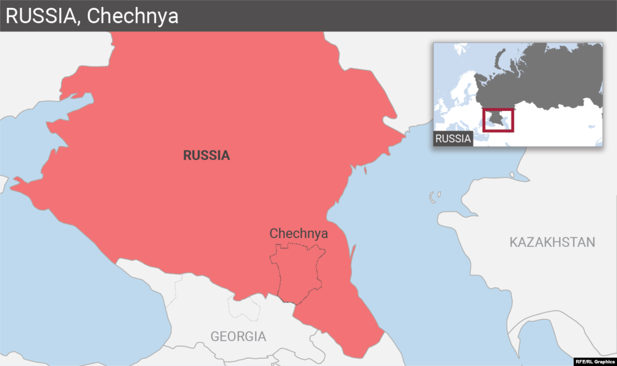 Chechen Man Says He Is To Blame For Deadly Moscow Car Crash on
