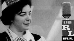 Галіна Руднік, 1950-ыя гады