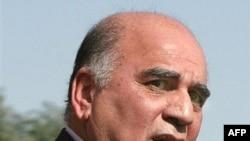 رئيس ديوان رئاسة إقليم كردستان فؤاد حسين