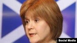 Шотландия Биринчи вазири Никола Стерджен.