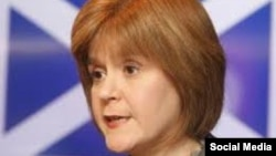 Nicola Sturgeon - First Minister of Scotland