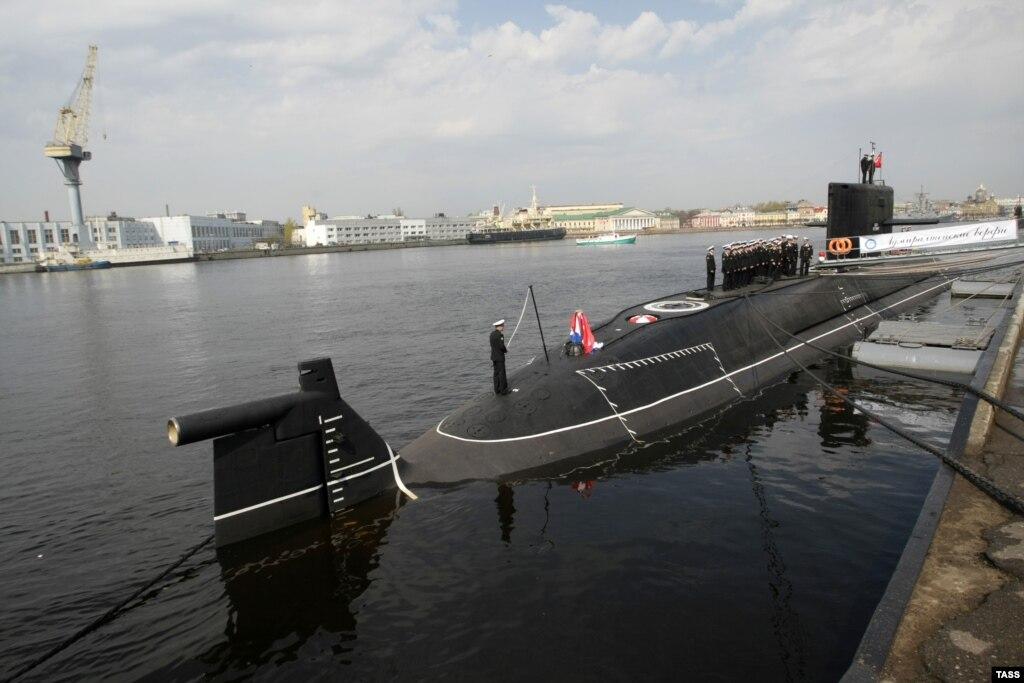 Дизельний підводний човен класу лада
