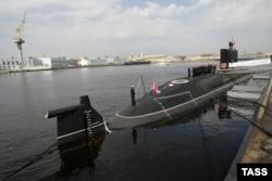Дизельний підводний човен класу «Лада»