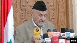 عضو مجلس النواب العراقي عدنان الدليمي