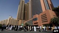 Деловой центр Дубая.