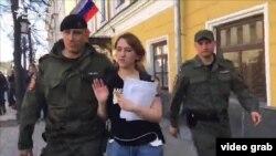 Дарья Кулакованы полиция кармап баратат. 29-август