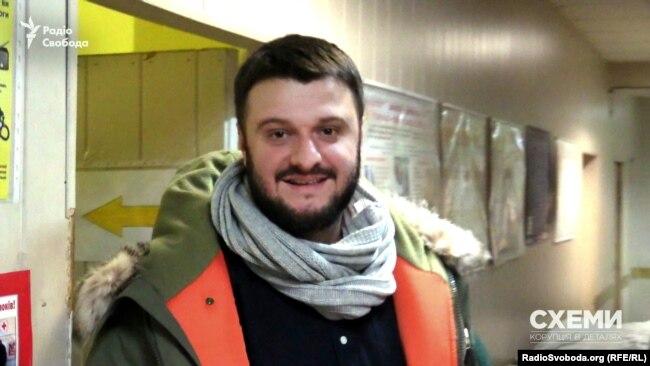 Олександр Аваков не надто охоче спілкувався з журналістами