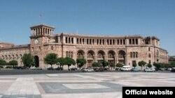 Կառավրության շենքը Երևանում