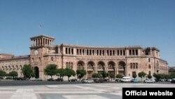 Հայաստանի կառավարության շենքը Երևանում