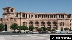 Հայաստանի կառավարության շեքնը