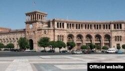 Կառավարության շենքը Երևանում