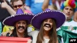 Ҳаводорони дастаи футболи Мексика дар бозиҳои сиюми олимпӣ