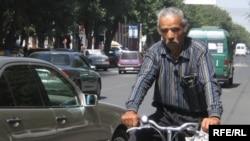 Ферганский правозащитник Исмаил Маллабаев.