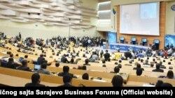 Sa prošlogodišnjeg Sarajevo Business Forumu