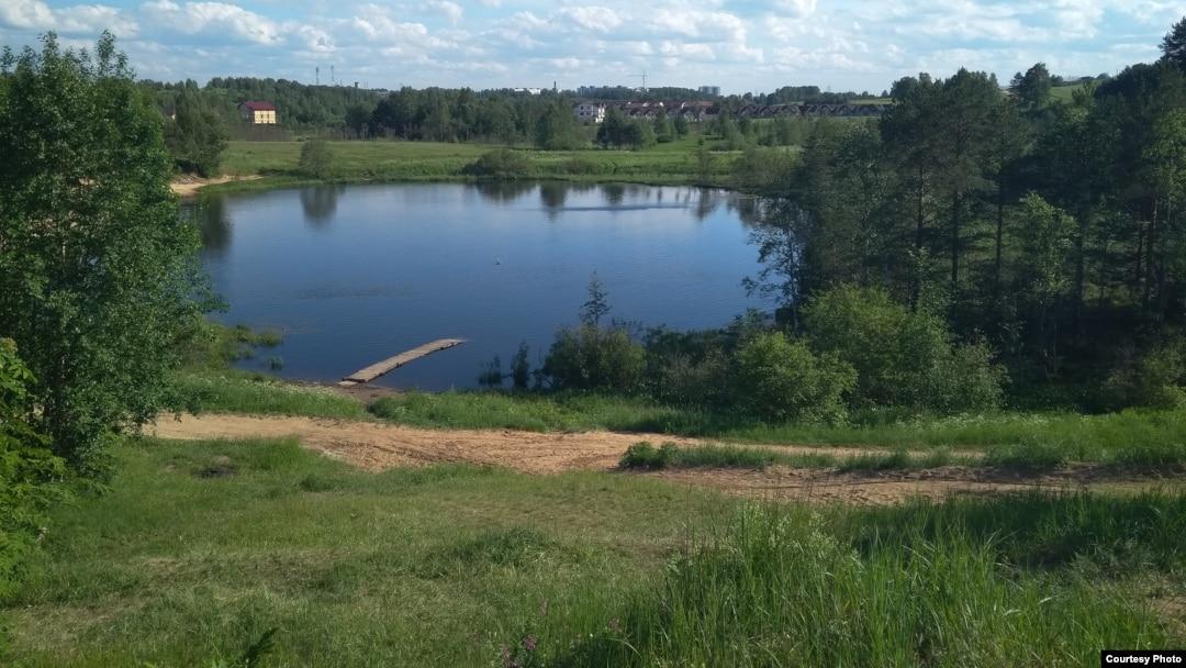 Третье Токкаревское озеро