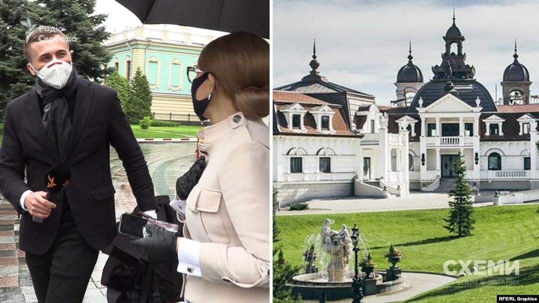 Спа-отель Edem Resort Medical & Spa, где находилась Юлия Тимошенко, принадлежит бизнесмену, заместителю председателя ВО «Свобода» и одном из основных спонсоров этой партии Игорю Кривецкое