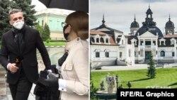 Спа-готель Edem Resort Medical & Spa, де перебувала Юлія Тимошенко, належить бізнесменові, заступнику голови ВО «Свобода» та одному із основних спонсорів цієї партії Ігореві Кривецькому
