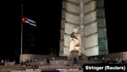 Разьвітаньне з Фідэлем Кастро ў Гаване