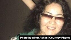 Activist Ardaq Ashim