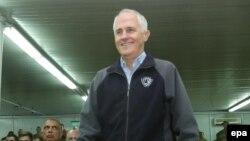 Kryeministri australian, Malcolm Turnbull