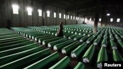 Босния-Герцеговина. Жертвы гражданской войны