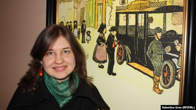 Olga Ţurcanu