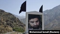 یادبود احمد شاه مسعود در دره پنجشیر