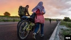 Migranti kod Velesa