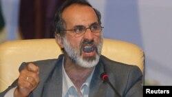 Лидерот на коалицијата Муаз ал Катиб