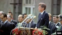Presidenti John F. Kennedy - viti 1963
