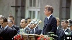 John F. Kennedy Berlində, 26 iyun 1963