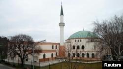 Džamija i Islamski centar u Beču, ilustrativna fotografija