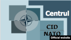 Moldova, Information and Documentation Centre on NATO in Chisinau logo