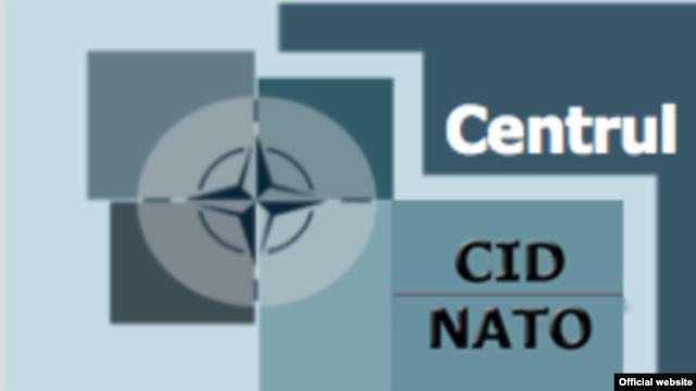 Moldova, Information and Documentation Centre on NATO in Chisinau logo
