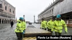 Венеция, 15 ноября 2019 года