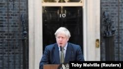 Kryeministri britanik, Boris Johson.