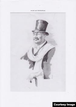Рисунок Ольги Юргенс