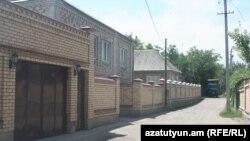 Лебединовка айылындагы чечендердин хутору, Чүй.