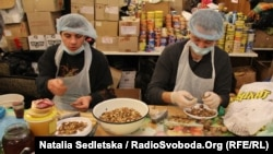 Inside The 'Euromaidan' Kitchen