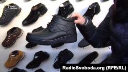Такие мужские ботинки стоят больше двух тысяч гривен