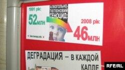 Анти-алкогольная кампания в Киеве
