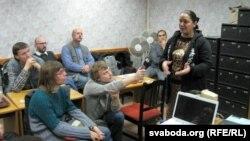Выступае цыганка Натальля