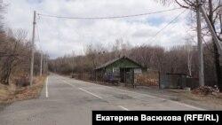 Дорога в Вятском. Хабаровский край, Россия