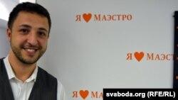 Стыліст-цырульнік Сяргей Шаўцоў
