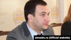 Экс-заместитель российского прокурора Симферополя Александр Шкитов