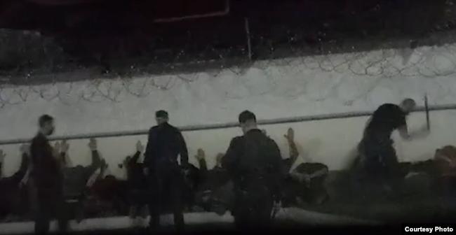 Пытки в СИЗО на улице Окрестина
